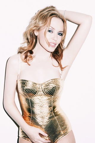 Kylie Minogue...