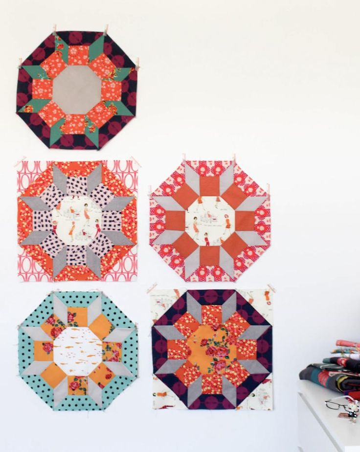 879 best quilt block tutorials images on Pinterest   Sewing ... : block by block quilting - Adamdwight.com