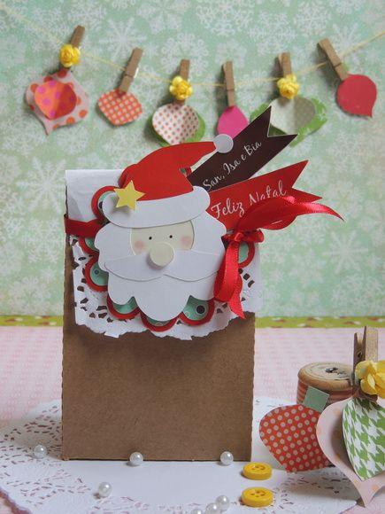 Sacola Craft Noel                                                                                                                                                                                 Mais