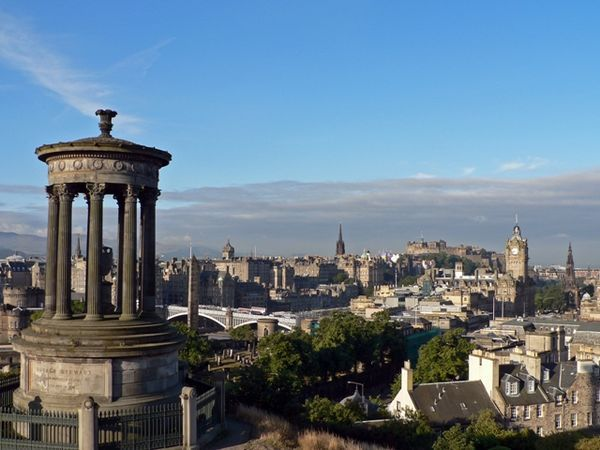 Good Reasons to Visit Edinburgh - (http://tripoutlook.com/good-reasons-to-visit-edinburgh/) #travel - Arguably the best view of Scotland's capital is from its landmark highland peak, Arthur's Seat. It's quite a climb, so you'll be out of breath as you reach the top and survey the city's rugged sprawl, its jagged landmarks and its deep green parklands. Go on a clear day for breathtaking views of E...