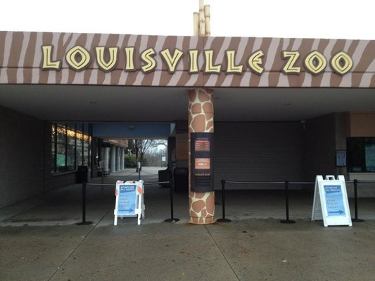 Kentucky - Louisville Zoo...I enjoyed my Practicum here creating interpretives and helping with exhibit design.