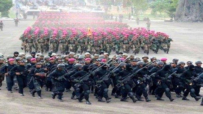 Pemerintah telah menyampaikan bahwa akan meningkatkan anggaran militer Indonesia. Sekretaris Kabinet, Pramono Anung mengatakan bahwa dalam rapat terbatas yang diadakan pada hari Selasa kemarin, Presiden Joko Widodo menuntut adanya pengembangan kemampuan pertahanan di seluruh wilayah Indonesia, tidak hanya terkonsentrasi di Jawa.