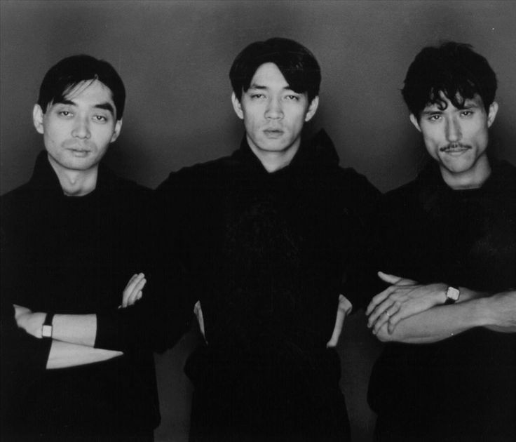 Japanese band Yellow Magic Orchestra were pioneers in all things electronic, and so ahead of their time