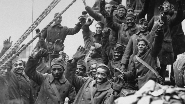 Who Were the Harlem Hellfighters? -- great read by Henry Louis Gates, Jr. http://www.theroot.com/articles/culture/2013/11/who_were_the_harlem_hellfighters.html