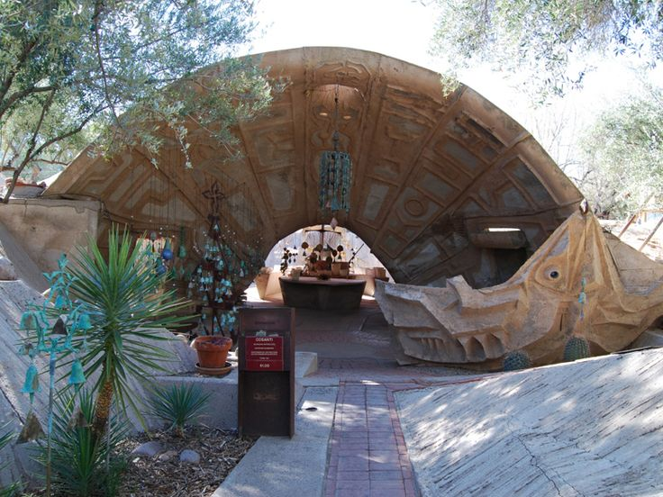 1000 Images About Cosanti By Paolo Soleri On Pinterest