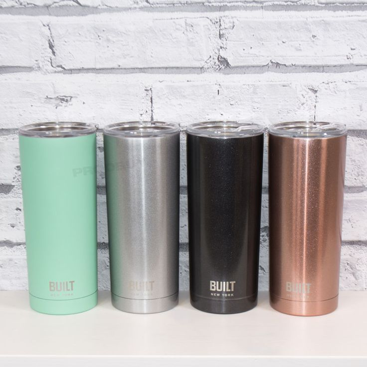 568ml Built NY Double Wall Vacuum Thermal Insulated Travel Mug Coffee Tea Flask in Home, Furniture & DIY, Cookware, Dining & Bar, Tableware, Serving & Linen   eBay!