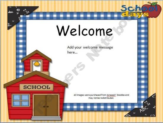 19 best ppt slides images on pinterest butterflies conflict open house powerpoint template school toolschool daysback toneelgroepblik Images