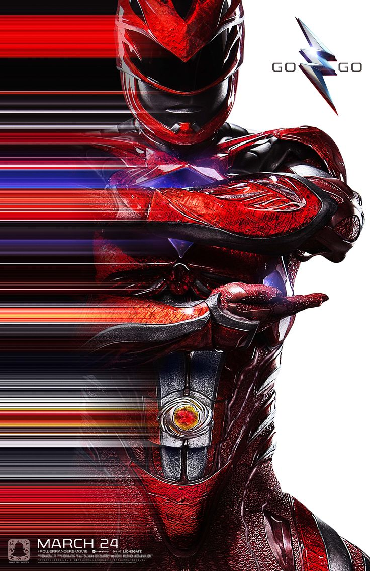 #GoGo Jason the #RedRanger! #PowerRangersMovie - In theaters March 24, 2017.