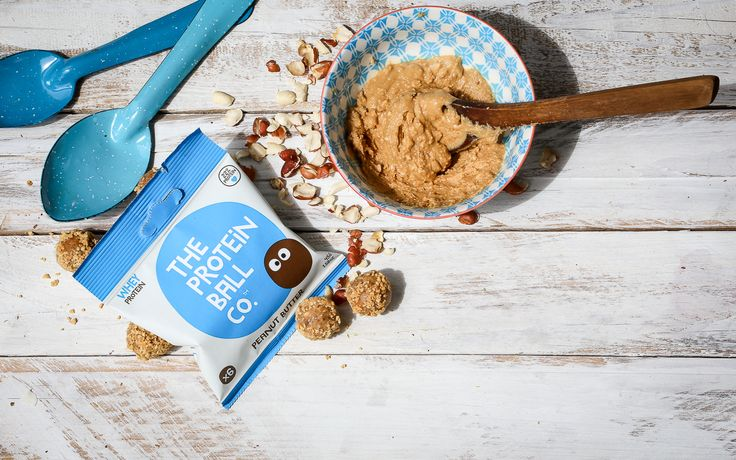 Our peanut butter protein balls are by far the most popular flavour. And of course they are made will all-natural ingredients!
