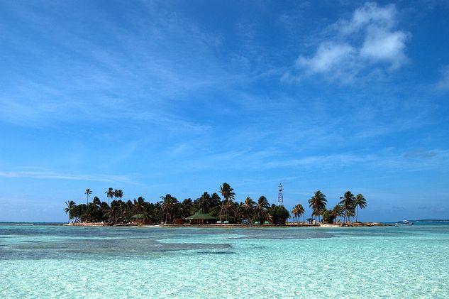 san andres, colombia -  El Mar de los Siete Colores