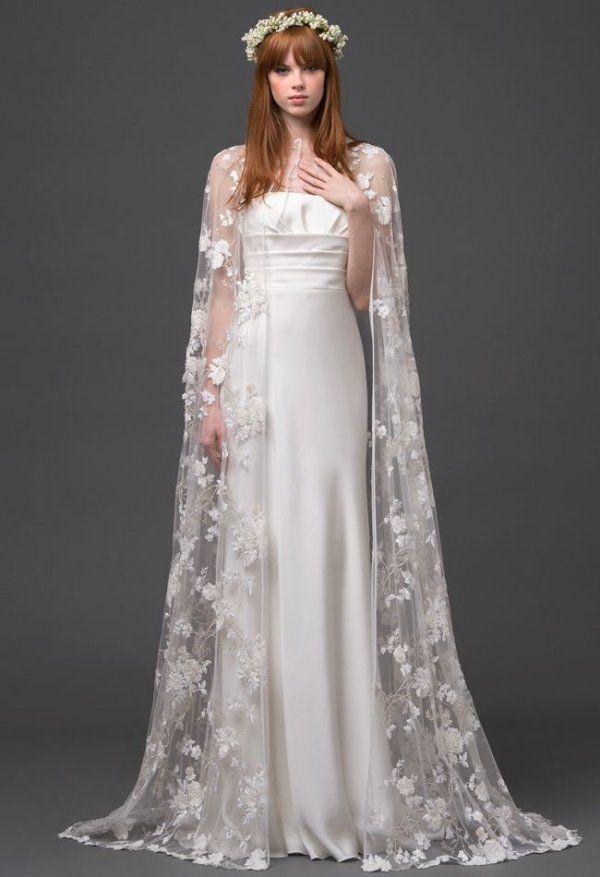 2015 Alberta Ferretti Robe de mariée sur www.espacemariage.com
