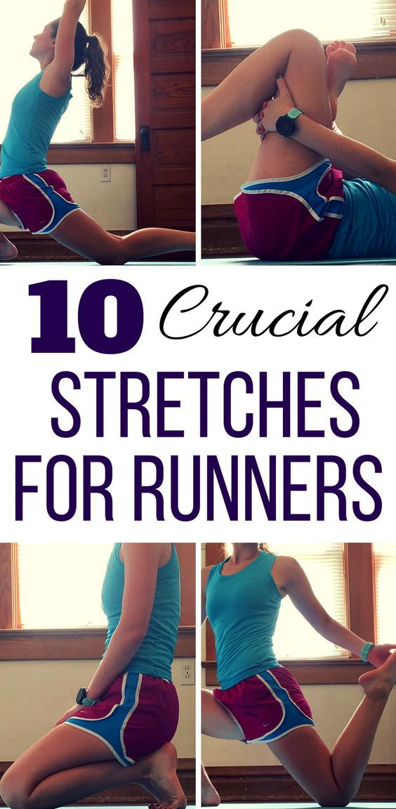 10 Best Lower Body Stretches For Runners Marathon Training