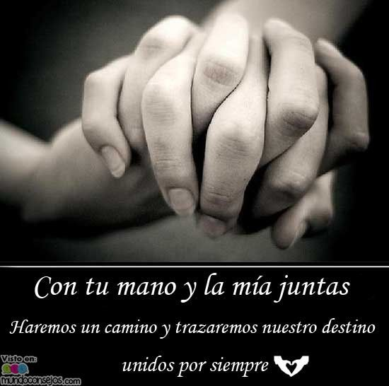 Juntos Por Siempre Frases Y Palabras Quotes Sayings Y Words