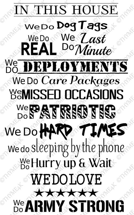 Air Force Sayings Military