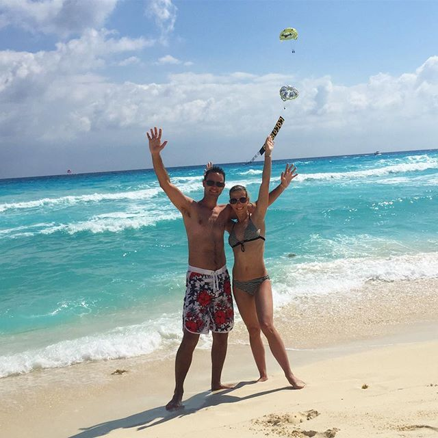 Cancun was fantastic 🇲🇽 Coming back soon for sure 🌴🌊 // Cancun fantasztikus volt 🇲🇽 Hamarosan visszatérünk 🌴🌊 #szegedbudokan #martialarts #academy #mexico #cancun #caribbean #sea #cristalclear #sand #sunshine #vacation #mylove #partnersforlife #travel #passion