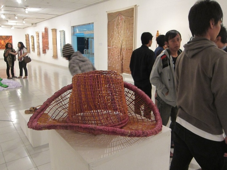Adrienne Kneebone / Projects / The Pandanus Project @ NO VACANCY GALLERY Fed Square Thursday 27th June