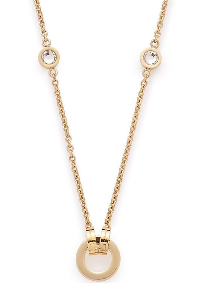 LEONARDO Charm-Kette »Essenza Darlin´s gold, 016122« Jetzt bestellen unter: https://mode.ladendirekt.de/damen/schmuck/halsketten/goldketten/?uid=51b20534-8276-5df1-800b-17556a48a440&utm_source=pinterest&utm_medium=pin&utm_campaign=boards #goldketten #schmuck #halsschmuck #halsketten Bild Quelle: baur.de