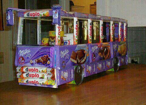 Schokoladenbus
