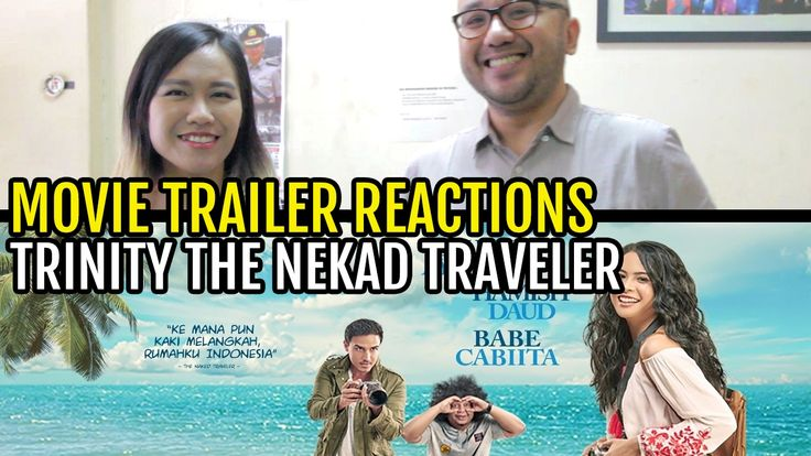 Trinity The Nekad Traveler Movie Trailer Reactions