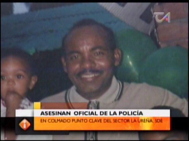 Asesinan Oficial De Policía En Colmado De Santo Domingo Este #Video