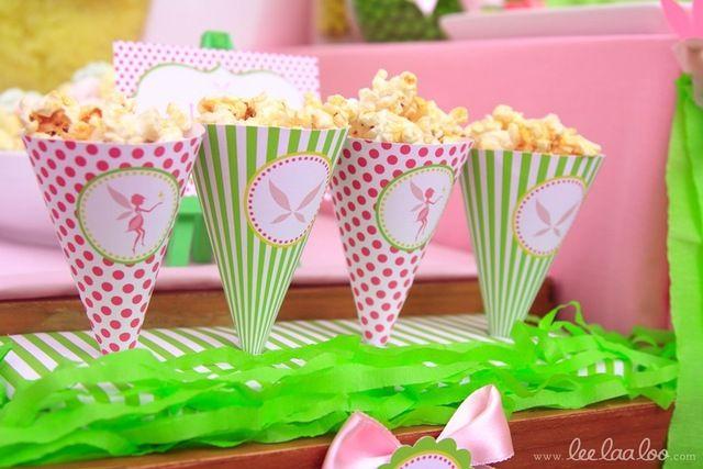 Fairy Party Treats #fairy #partytreats