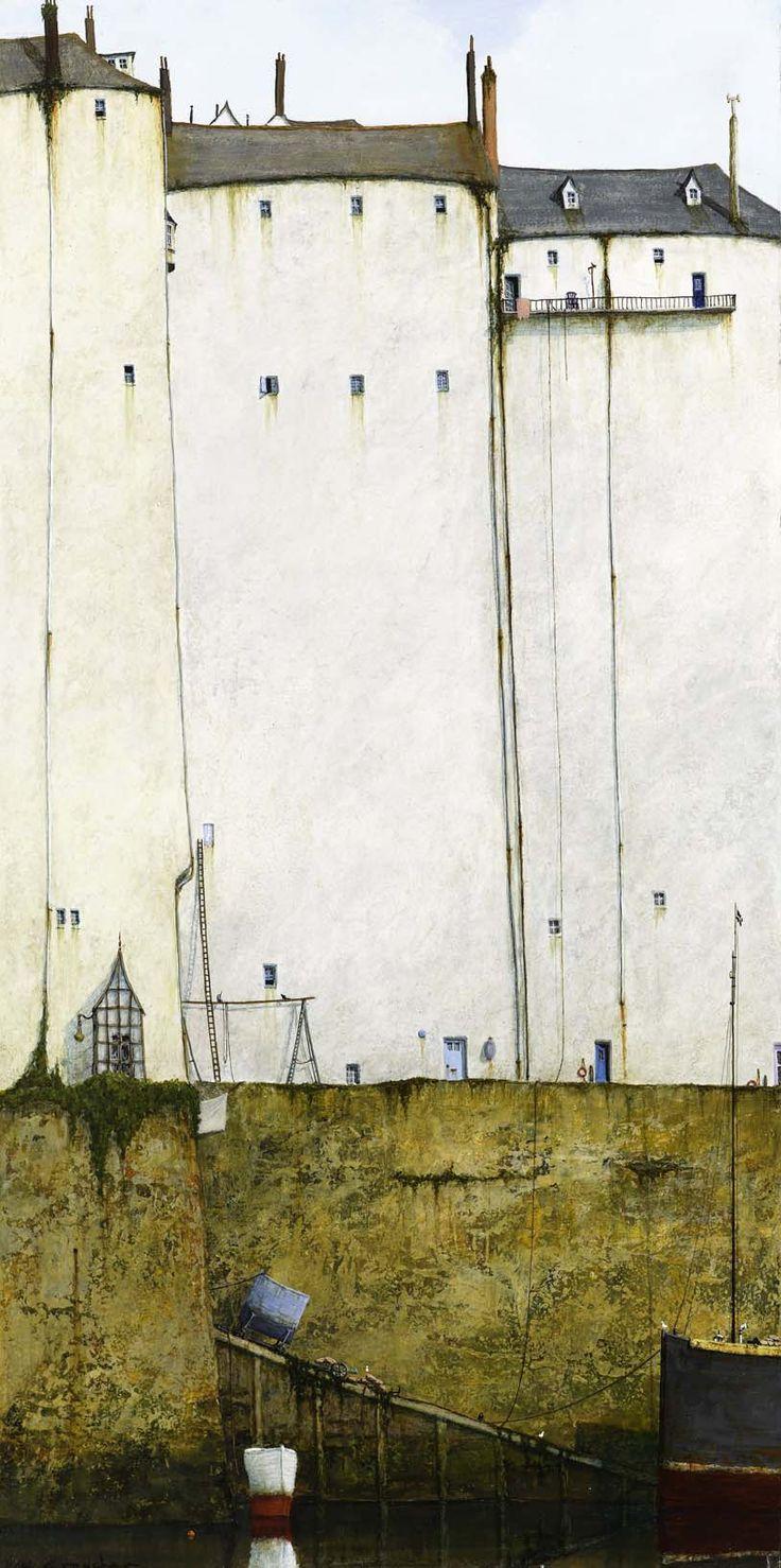 Cyril Croucher - Lower Ferry Slipway