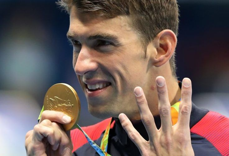 For the fourth consecutive and final time, Michael Phelps won Olympic gold in the 200-meter individual medley.