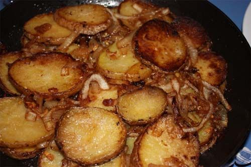 When made correctly classic potatoes lyonnaise can be absolutely extraordinary