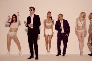 New Study Disputes Robin Thicke, Finds Sexual Aggression Doesn't Actually Have Blurred Lines   ThinkProgress
