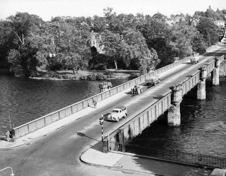 Queens Bridge 1960s
