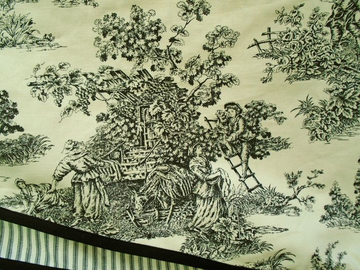 Best 25+ Toile Curtains Ideas On Pinterest   Blue Lined Curtains, French  Wallpaper And French Country Curtains