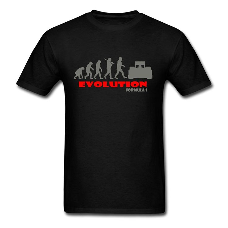 2017 Latest T Shirt Fashion Formula 1 Evolution F1 Kingdeng Discount Short Comfort Soft Crew Neck Shirt For Men //Price: $28.48 & FREE Shipping //     #hashtag2