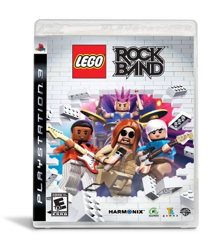 Lego Rock Band - Playstation 3