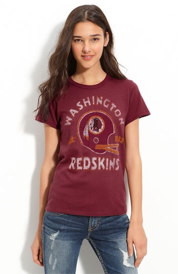 could always use another redskins shirt.  Nordstrom