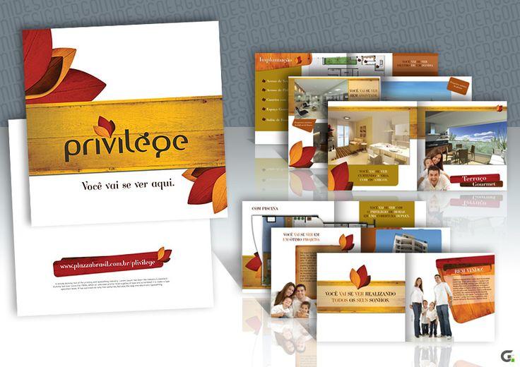 Brochure - Real State - Privilege