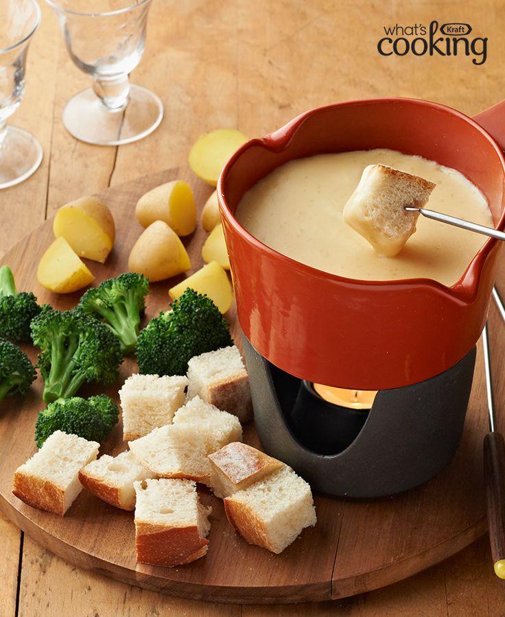 veggie fondue recipe