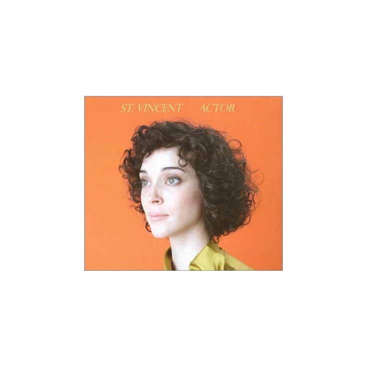 St. vincent - Actor (CD), Pop Music