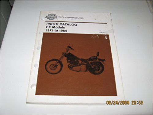 Parts Catalog For Harley Davidson PDF, Epub Ebook