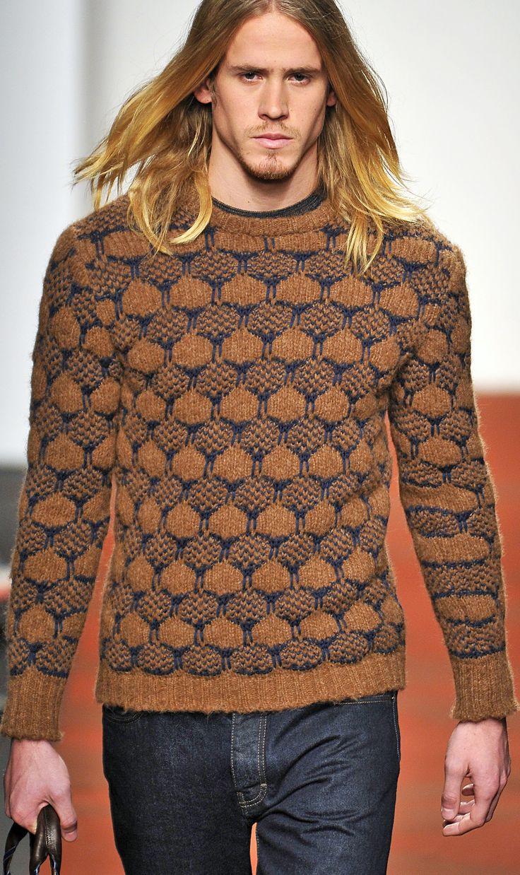 Missoni FW13/14 Milan Men's Fashion Week