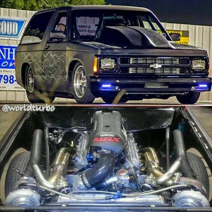 Pro Touring S10