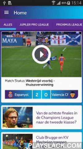 Proximus 11  Android App - playslack.com ,  Enjoy football wherever you are, whenever you want with Proximus 11!Proximus 11 offers:- Matches in live streaming: all matches from the Jupiler Pro League, Proximus League, Spanish and Portuguese Liga and UEFA Champions League as well as the best of the English League Cup and the Spanish Copa del Rey (except finals)- Match facts: replay important match facts (goals, cards,…) whenever you want during the match- Goal alerts: get notification for…