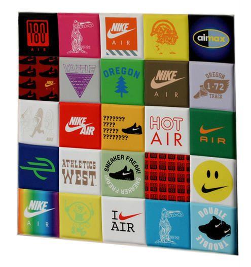 Nike Patchwork - MatrixFrame