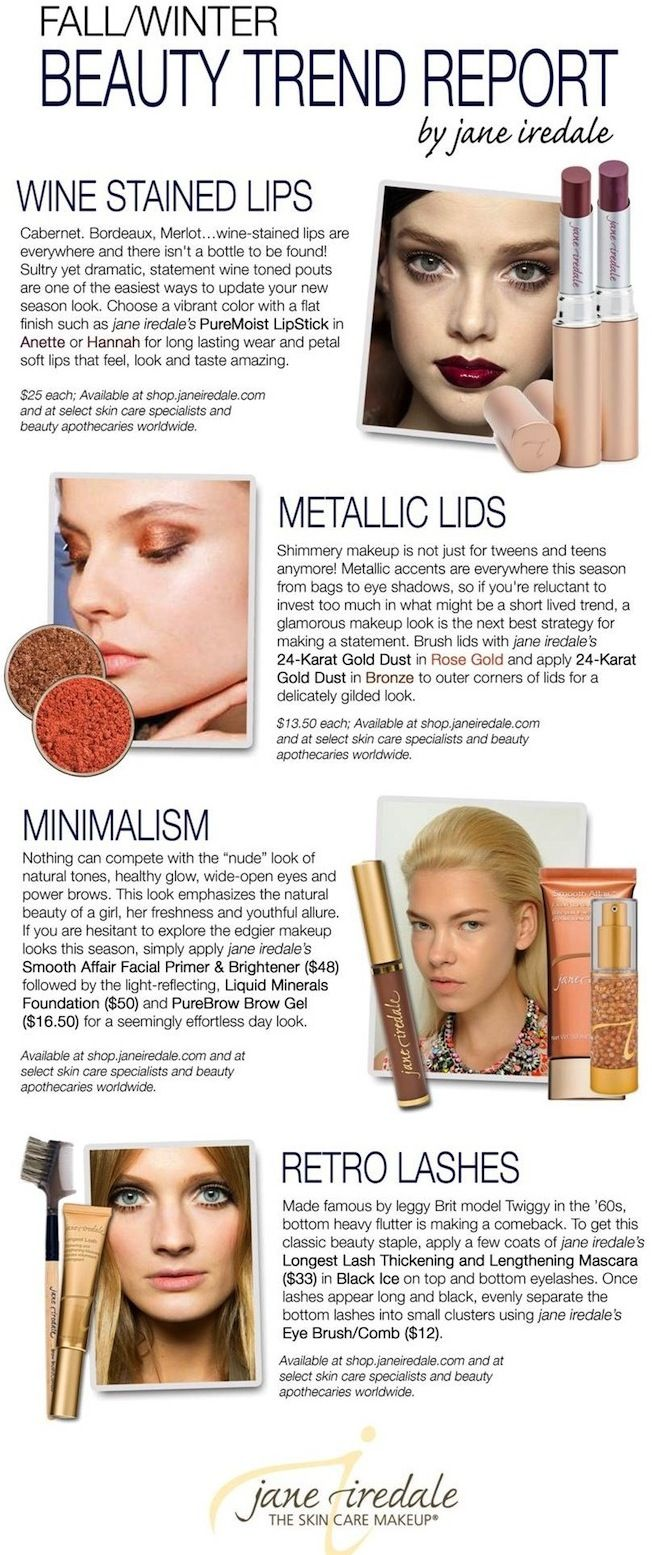 mineral makeup a new trend Prepare your face for 2016 by checking out the trends that will be all the rage in the new year trend forecast: the makeup trends that will reign supreme in 2016.