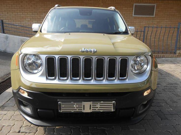 2016 Jeep Renegade 1.6L Multijet Limited www.isellcarz.co.za contactus@isellcarz.co.za