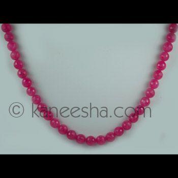 'Spring -Romance'  Single-Strand Necklace
