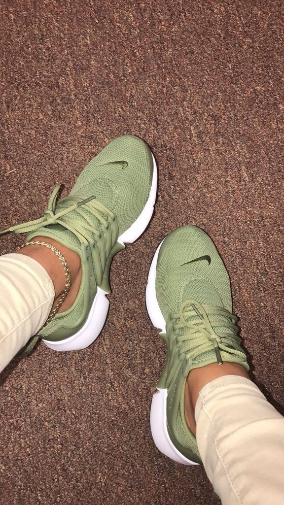 shoes, nike shoes, nike air, nike, presto, olive green, sneakers, tennis shoes … – Women's Shoes – #Air #Women's Shoes #Nike # olive green #presto
