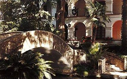 La Mansion Hotel on the Riverwalk in San Antonio, Tx