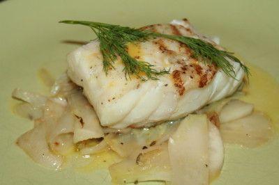 Citrusvis met venkel; Verfrissend anders met kabeljauw