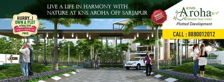 Clubhouse @ KNS Aroha A plotted development with more than 20 plus #amenities, Book a site visit today. #KNSAroha http://knsgroup.in/projects