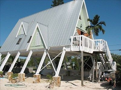 Cozy One Of A Kind Keys Waterfront Home With Wifi Vacation Rental In Key  Largo From